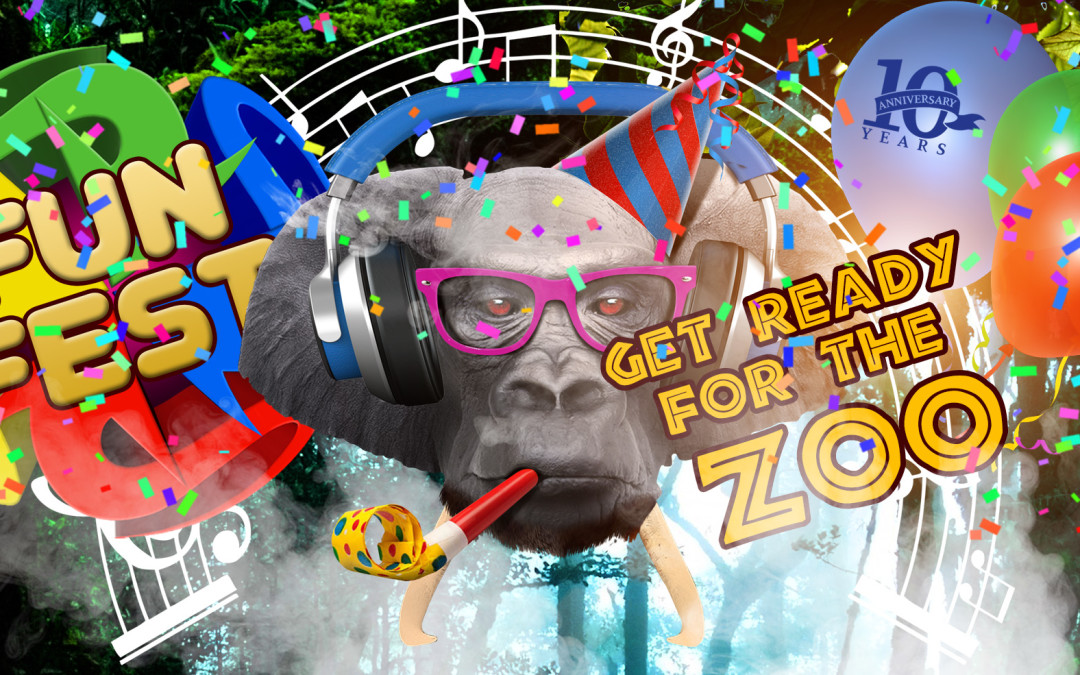 Get ready for the FunFest Zoo!
