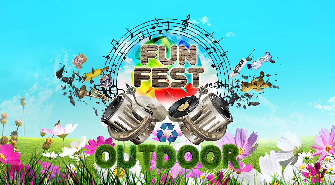 FunFest Outdoor groot succes!